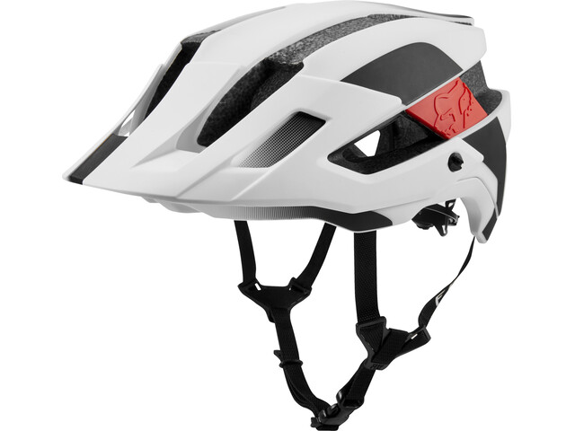 Fox Flux Mips Conduit Trail Helmet Men white/black